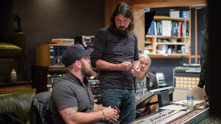 Foo Fighters in Nashville: Zac Brown Details 'Sonic Highways' Visit