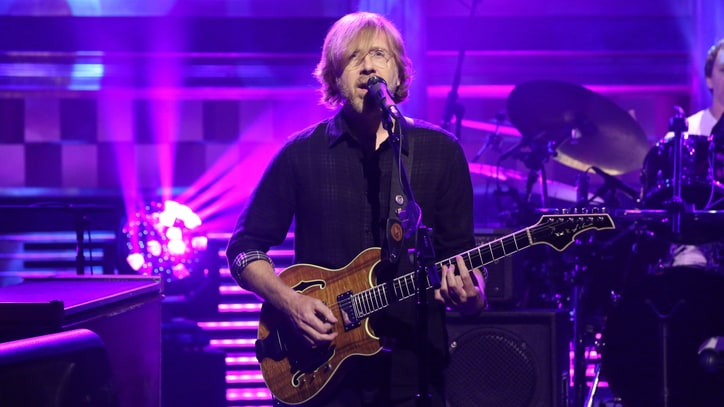 Phish's 'Chilling, Thrilling' Halloween Show: By the Numbers