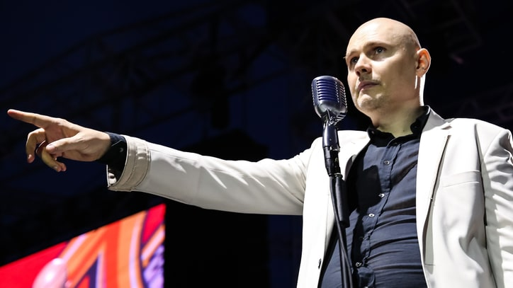 Billy Corgan Responds to Anderson Cooper's Harsh Cat Cover Remarks