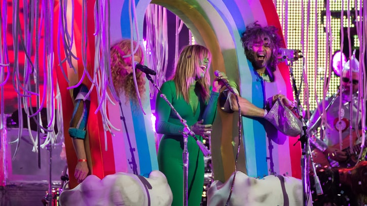 Watch Flaming Lips Play 'Sgt. Pepper's' Tracks as 'Wizard of Oz' Characters