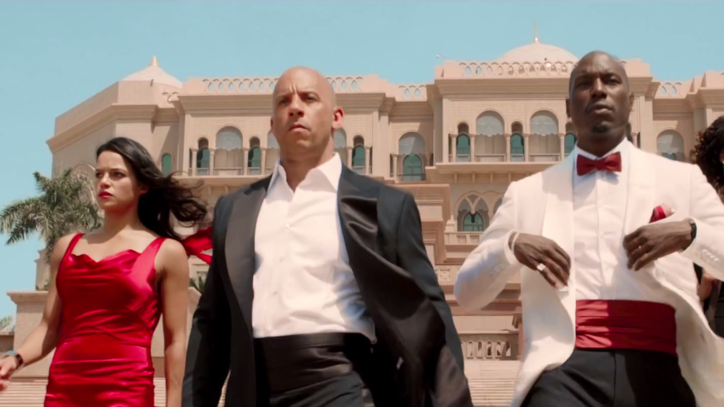 High-Octane 'Furious 7' Trailer Arrives With Insane Stunts, New Villains