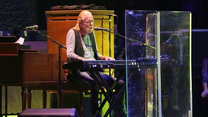 Gregg Allman Plots Solo Tour Following Allman Brothers Disbandment