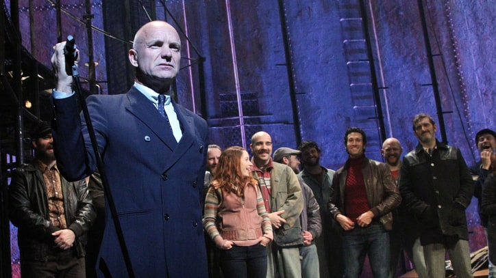 Sting's Visceral, Emotional 'The Last Ship' Arrives on Broadway