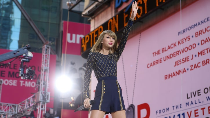 Taylor Swift Reveals Massive 1989 World Tour