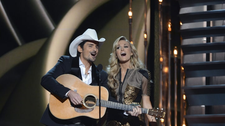 CMA Awards Writer Spills the Secrets of Brad and Carrie's Banter