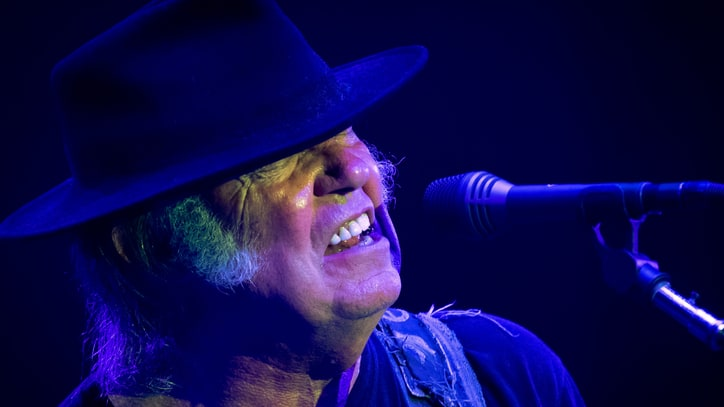 Watch Neil Young Play New 'Storytone' Track With a Full Orchestra