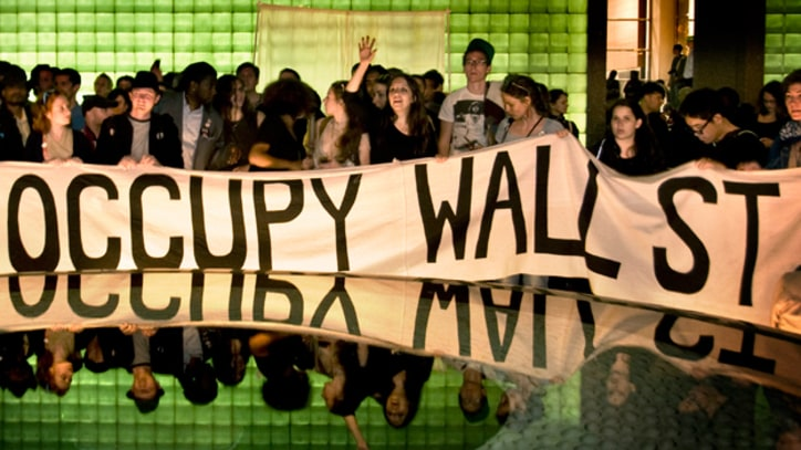 Behind the Scenes of '99 Percent: The Occupy Wall Street Collaborative Film'