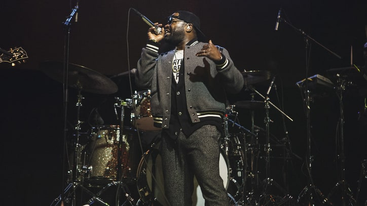The Roots Get Down at Why Tuesday?'s NYC Voting Reform Rally