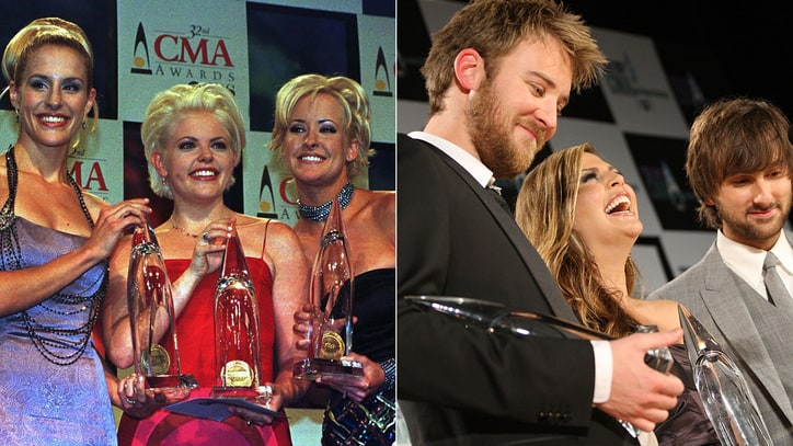 CMAs' New Artist Award: 20 Years of Career Jumpstarts and Misfires