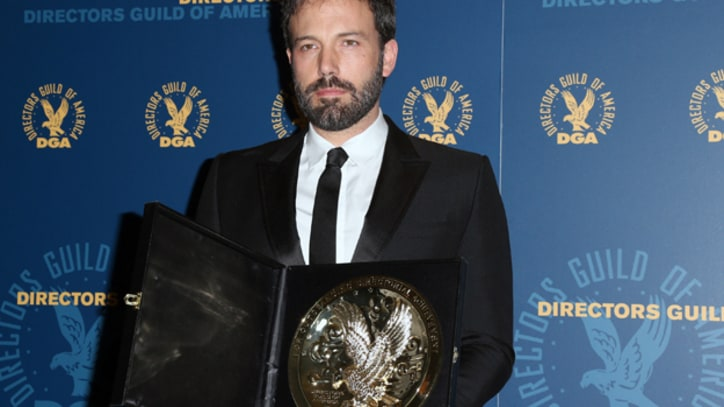 Ben Affleck Takes Top Honors at Directors Guild Awards