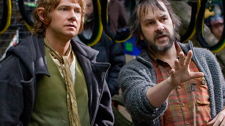 Q&A: Peter Jackson, Master of Middle-Earth