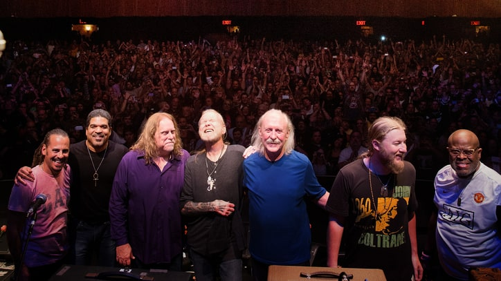 The Allman Brothers Band's Last Stand