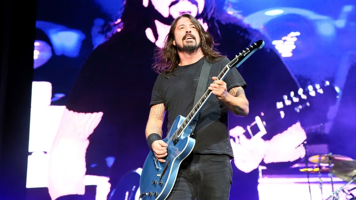 Dave Grohl 'Hates' When Bands Play One Classic Album Live
