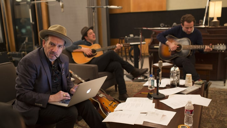 Stream 'The New Basement Tapes' Featuring Elvis Costello and Jim James