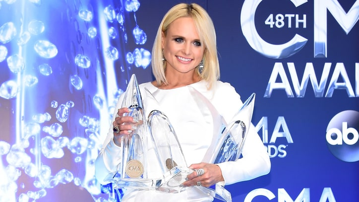 CMA Awards Winners 2014: Miranda Lambert Dominates