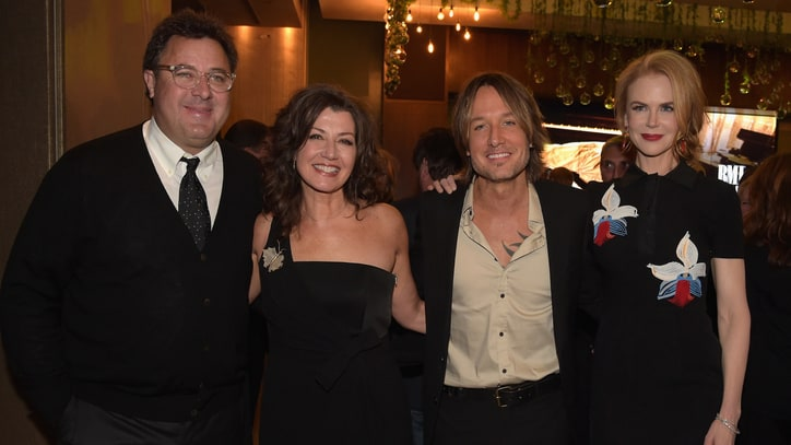 Keith Urban, Other Country Stars Pay Tribute to Vince Gill at BMI Awards