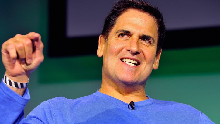 Shark Attack: Mark Cuban on the NBA, TV and Celebrating Like a Champ