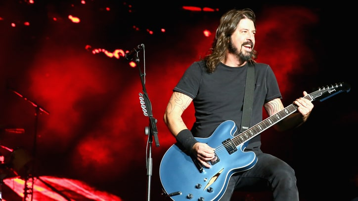 Hear Two Driving, Melodic New Foo Fighters Rockers