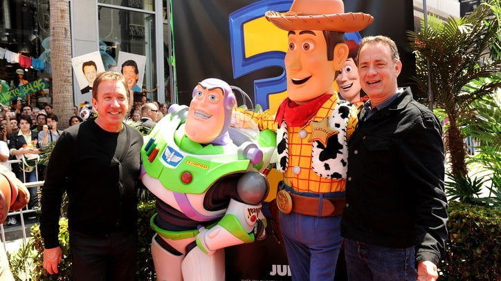 Tom Hanks and Tim Allen Sign On for 'Toy Story 4'