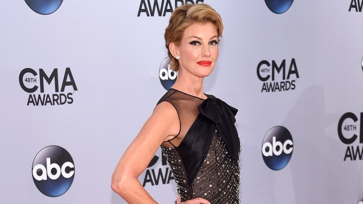 Faith Hill Scores Role in New Movie 'Dixieland'