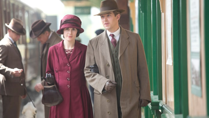 'Downton Abbey' Season Finale Recap: 'I Just Can't See a Happy Ending'