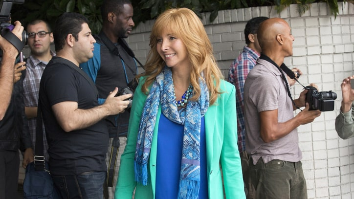 Lisa Kudrow on the Unexpected Return of 'The Comeback'