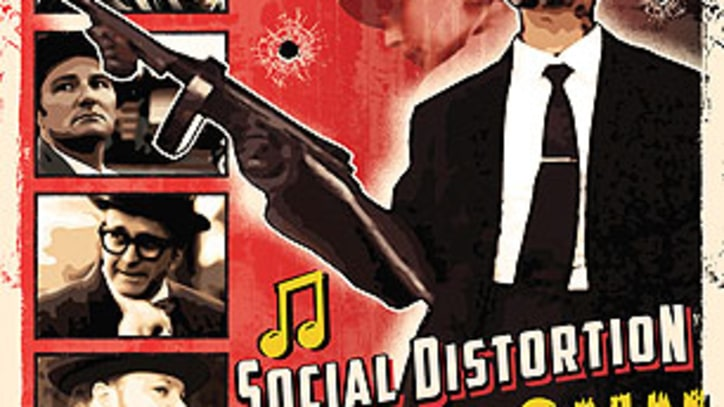Social Distortion to Stream Live Show and New Video Tonight