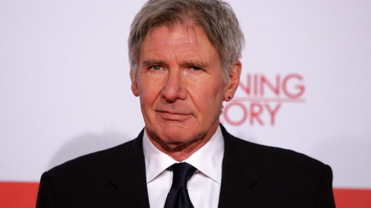 Report: Harrison Ford Will Reprise Han Solo in New 'Star Wars' Films