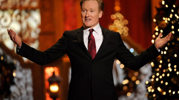 Conan O'Brien to Host White House Correspondents' Dinner