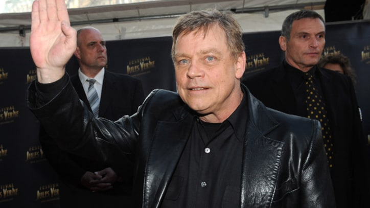 Mark Hamill in Talks for New 'Star Wars' Films