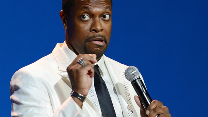 Chris Tucker Eases Back Into Hollywood