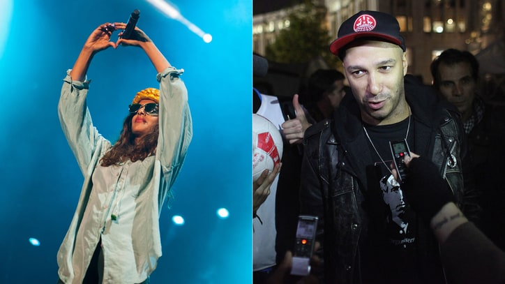 Tom Morello, M.I.A., PJ Harvey, Moby Voice Support for Edward Snowden