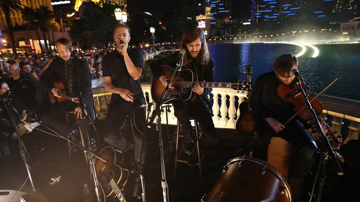 Imagine Dragons Surprise Vegas With Acoustic Set on the Strip