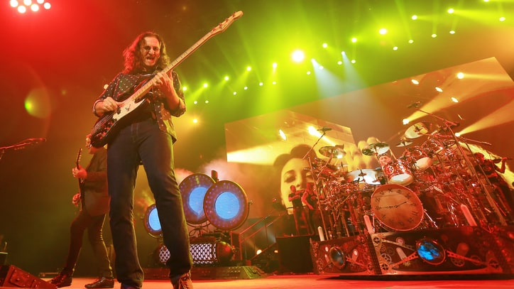 Geddy Lee: Rush Undecided on 2015 Tour