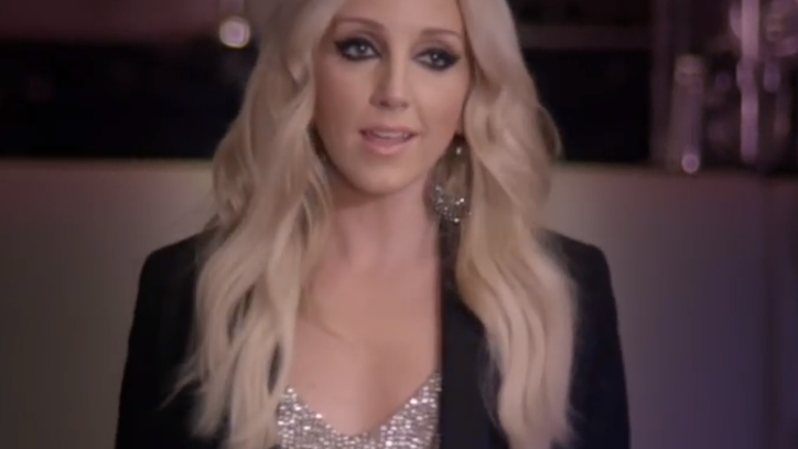 Watch Blake Shelton and Ashley Monroe's Seductive 'Lonely Tonight' Video
