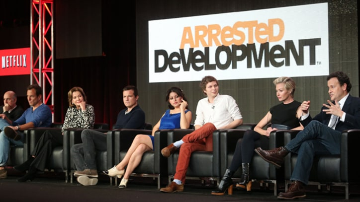 'Arrested Development' Won't Get Second Netflix Season