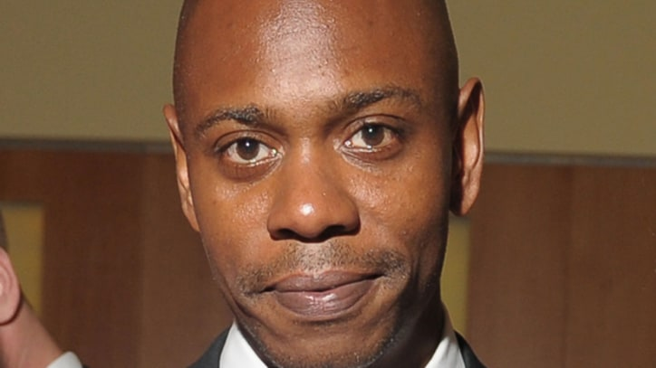 Dave Chappelle Joins Chris Rock Onstage in New York