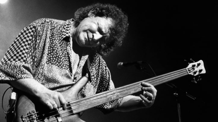 Jack Bruce 50th Birthday Concerts Set for Release