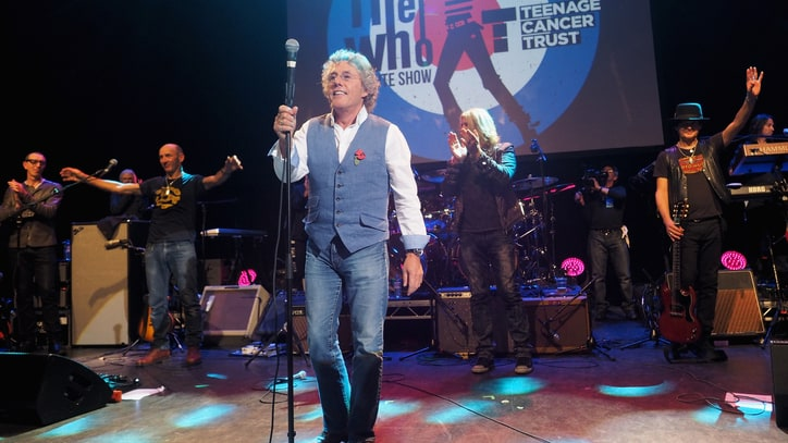 The Who Turn 50 With Birthday Gig Featuring Eddie Vedder, Liam Gallagher