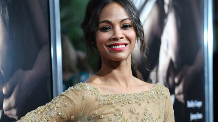 Zoe Saldana Shrugs Off Nina Simone Backlash