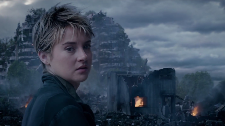 Watch the Mysterious Trailer for 'Divergent: Insurgent'