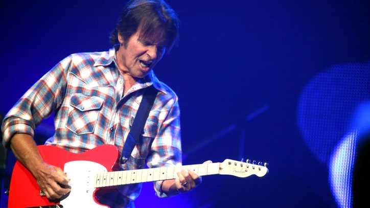 John Fogerty Addresses 'Fortunate Son' Concert for Valor Controversy