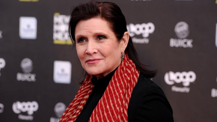 Carrie Fisher Will Return to 'Star Wars' as Princess Leia