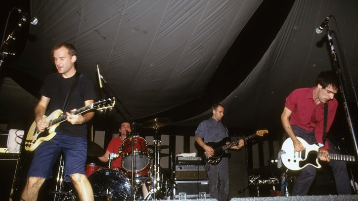 Stream Fugazi's Raw 'First Demo' Cassette From 1988