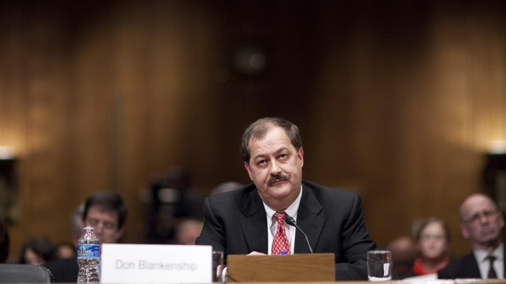 Don Blankenship, Coal Country's 'Dark Lord,' Indicted