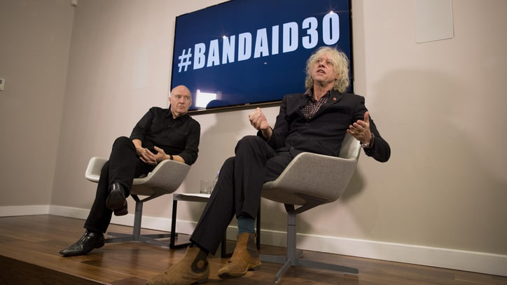 Inside Band Aid 30: The Story Behind the Unexpected Reunion