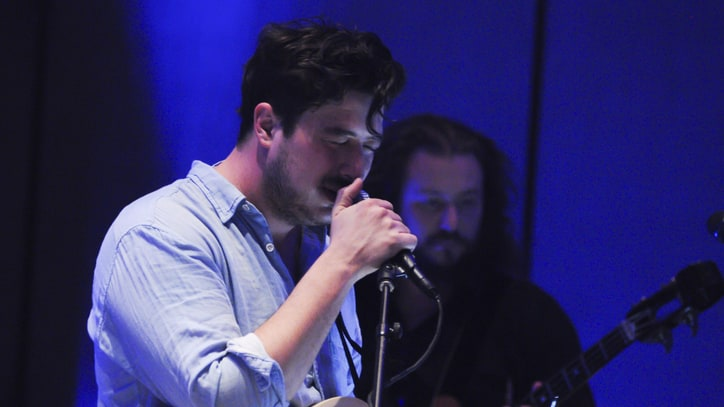 Marcus Mumford and the New Basement Tapes Take 'Ellen' to 'Kansas City'