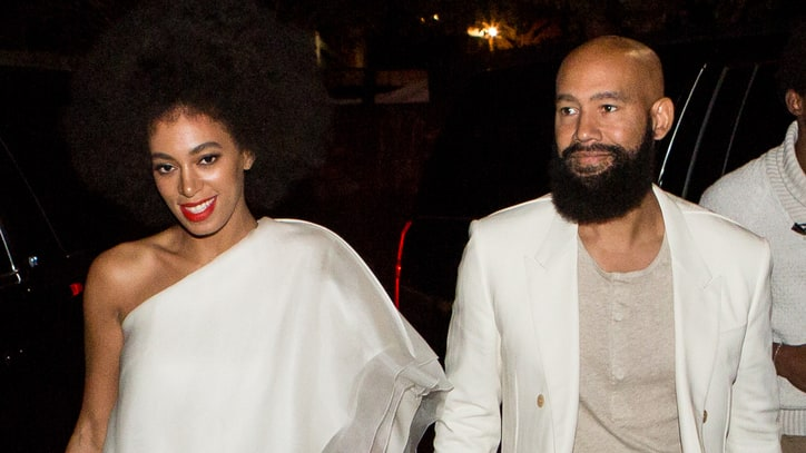 Solange Knowles Marries Music Video Director Alan Ferguson