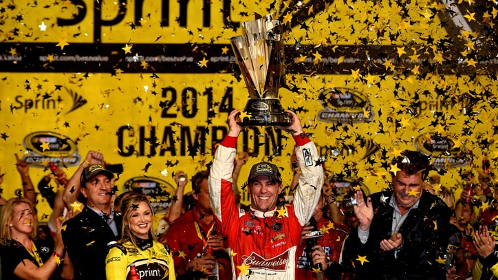 Kevin Harvick: The Closer Finally Finishes