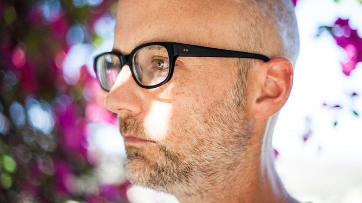 Hear Moby's Unreleased Ambient Odyssey 'Spaired Long'